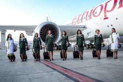 Voo inaugural da Ethiopian para Buenos Aires contará com tripulação 100% feminina