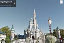 Disney  lança primeiros panoramas de 360 graus na vista do Google Street