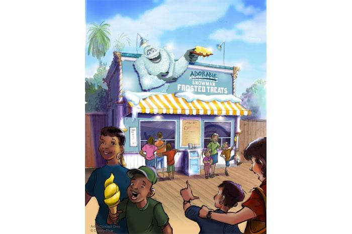 Artst Concept Only Disney.Pixar