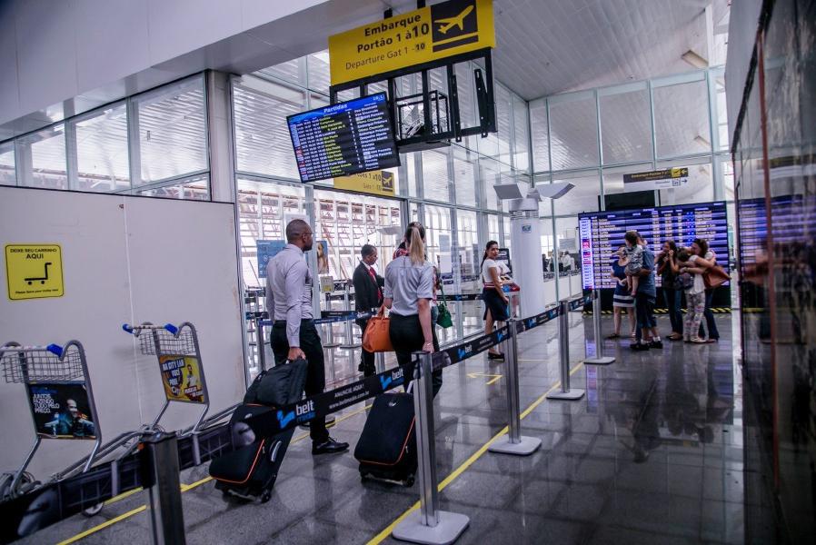 movimento aeroporto infraero