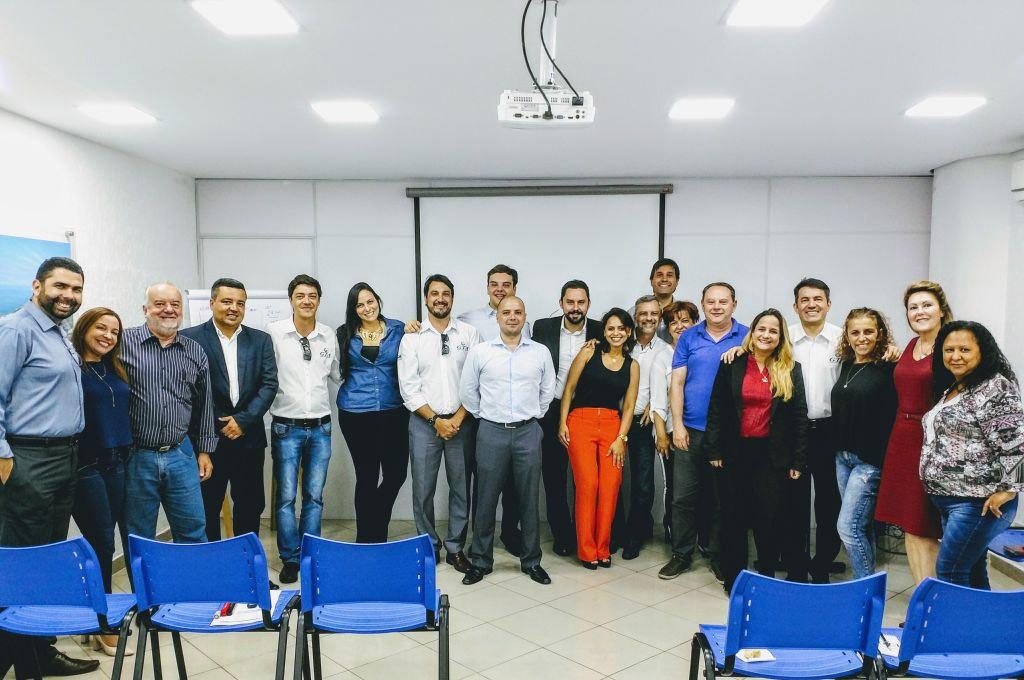 Reunião foi estratégica para relacionamento com profissionais de vendas