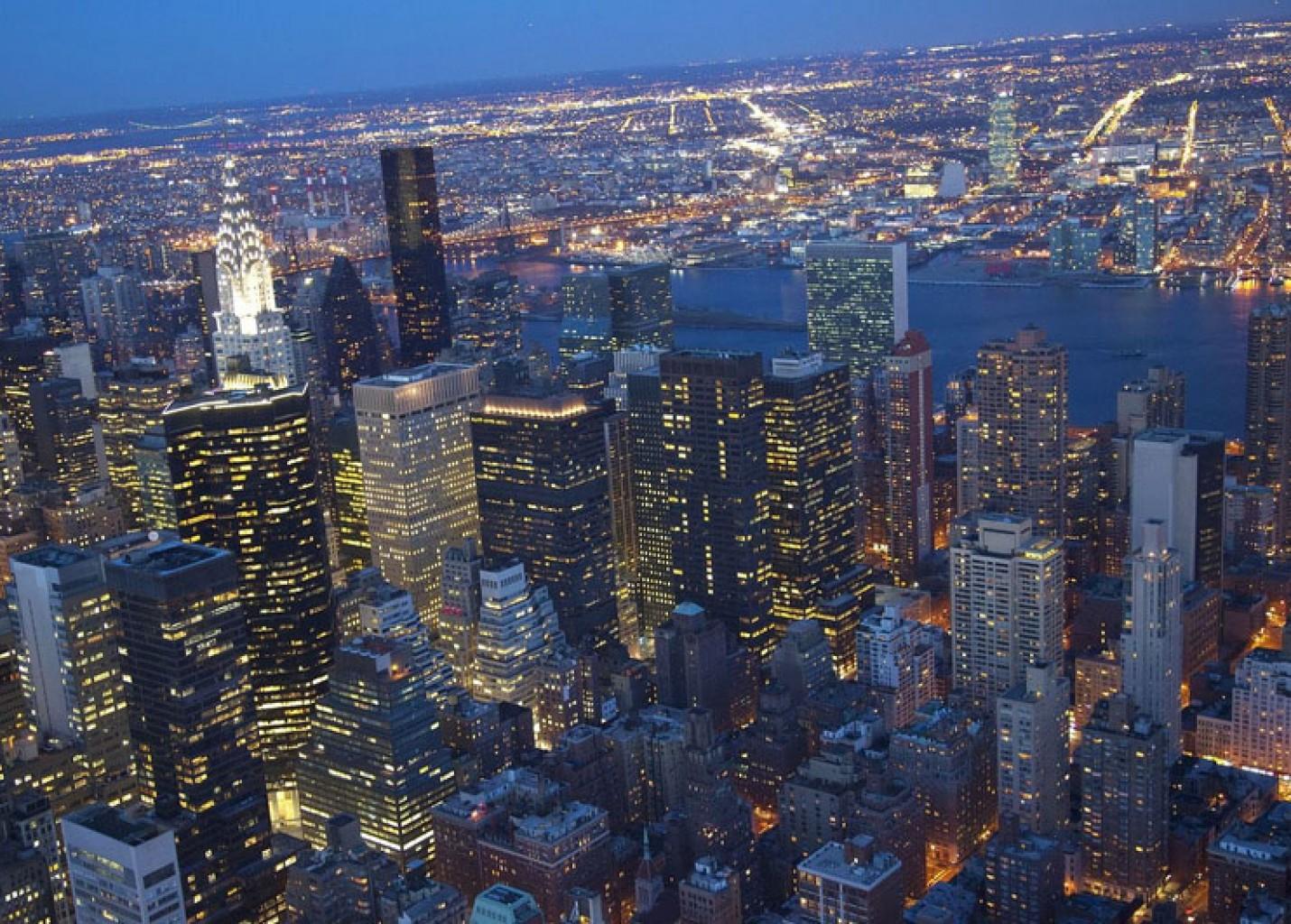 """""""Nosso plano é reabrir totalmente a cidade de Nova York em 1º de julho"""", diz prefeito"""