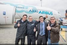 Pilotos da TAP vão a Tolouse realizar voo teste do A330-900neo