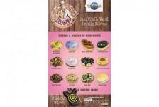 Universal revela menu da nova loja de donuts