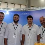 Adonai Arruda Filho e equipe da BWT