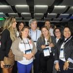 Agentes se reuniram para tirar foto com Luis Garcia, da Europamundo