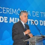Alberto Alves, secretário executivo do MTur, passou o cargo interino à Vinicius Lummertz