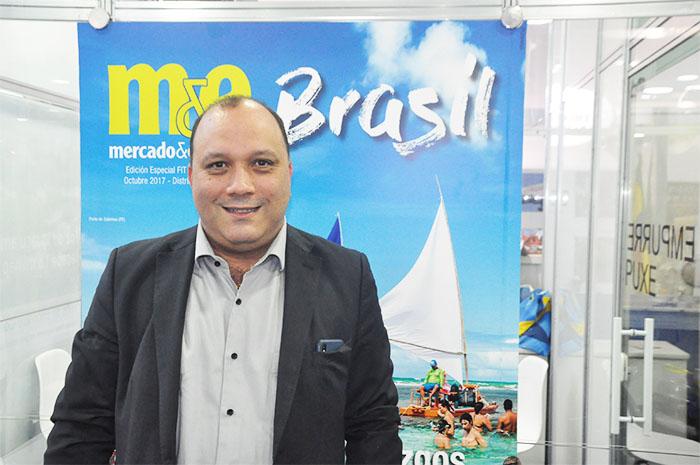Alberto Cestrone, diretor geral do Infinity Blue