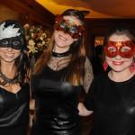 Aline Sobreiro, da BD Travel, Bojana Mismas, da Kompas, e Nicole Nanci, de Holland