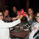 Andreliza Silva, da Vagare Viagens, Ariane Eburneo, da Viaje Mais, Anna Luiza Medeiros, da Realizar, Rosanna Facchini, da Capri Turismo, e Dulce Netto, da Don Emp Turísticos