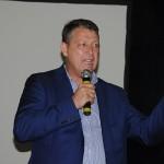 Aroldo Schultz, presidente da Schultz, abriu a Convenção Schultz 2018