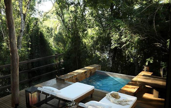 Awasi Iguazú, localizado em Misiónes, na Argentina