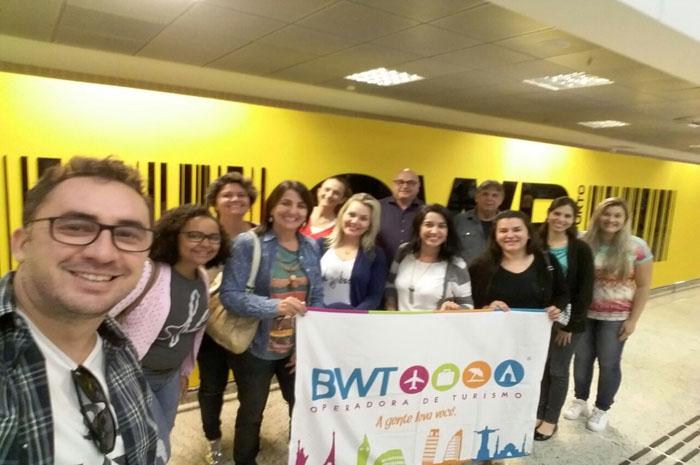 Ação que fechou o primeiro trimestre, reuniu 11 agentes em famtrip para Porto de Galinhas e contou com site inspection em hotéis parceiros no destino foto: Divulgação