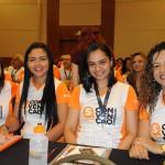 Benilsa Martins (DF), Jucilene Aires (DF), Elisandra Morel (RJ) e Neula Valente (DF), da Affinity