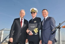 Norwegian Bliss é entregue oficialmente à Norwegian Cruise Line