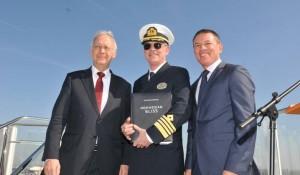 Norwegian Bliss é entregue oficialmente à Norwegian Cruise Line