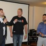 Bernardo Rossi, prefeito de Petrópolis, agradeceu a confiança da Schultz