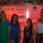 Carol Juliana da BWT Operadora, Daniele Boesel da Grandes Destinos, Camila Montanhaini da Welcome Trip e Andressa Taqueda da TuaregeTours