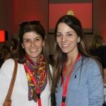 Carolina Silva, da HoneyMoon, e Maria Costa da Arte de Viajar