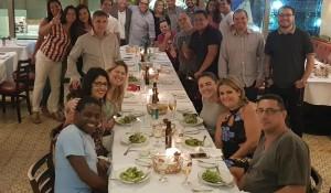 Trend comemora parceria com agentes do Rio de Janeiro