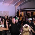 Convidados se acabaram na pista de dança