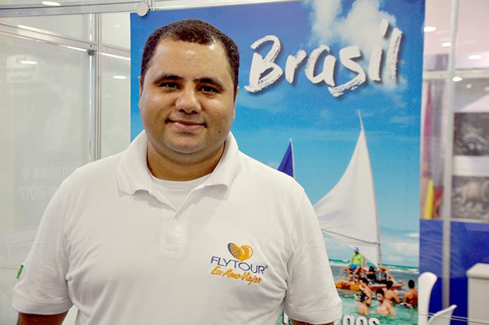 Daniel Firmino, diretor de Produtos Nacionais da Flytour MMT