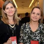 Daniela Virsches Koga e Simone Martins, da Marq Consultoria