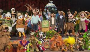 Disney's Animal Kingdom comemora 20 anos