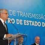 Eduardo Pinho Moreira, governador de SC