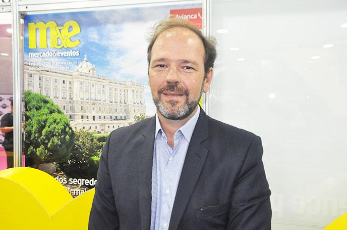 Eduardo Salvagnini, Diretor de Vendas & Marketing