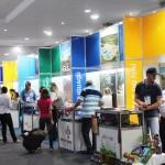 Espaço das 14 regiões turísticas do Paraná