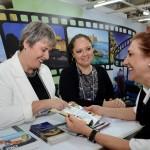 Fernanda Longobardo e Mirella Morici, da Enit