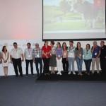 Fernanda Maldonado, do Turismo da Suíça apresentau os 11 parceiros da Switzerland Travel Experience 2018