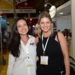Flavia Coppaa e Gisela Oliveira, da Shift