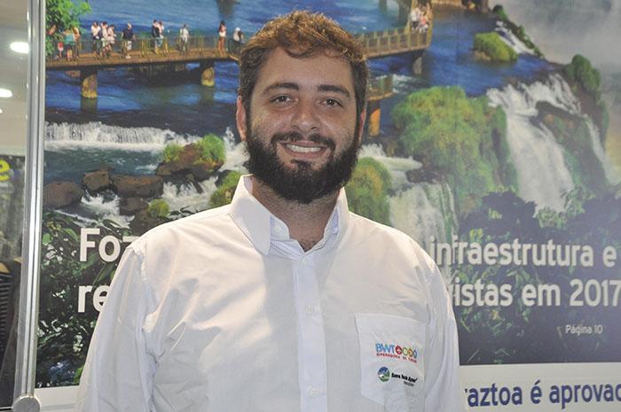 Gabriel Cordeiro, gerente geral da BWT Operadora