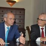 Governador Paulo Hartung com Tarcísio Gargioni