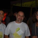 Guilherme Castilha da Serra Verde, Leonardo Barros da Zanzap e Dunia Gutierrez da SpecialTours