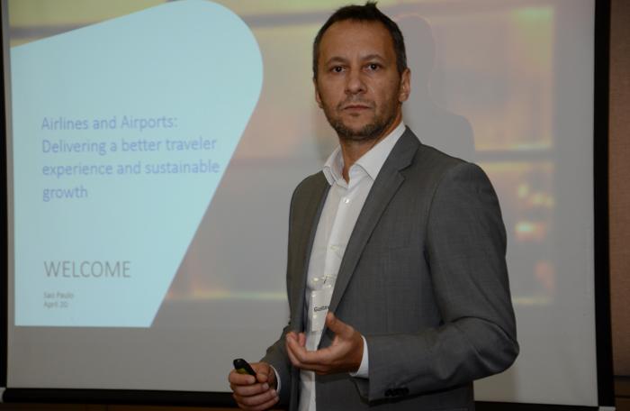 Gustavo Murad, diretor Regional para Aéreas da Amadeus