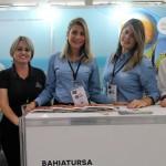 Guto Jones,Silvana Lins,Silvani Seret e Luciano Bernardo, delegação da Bahia