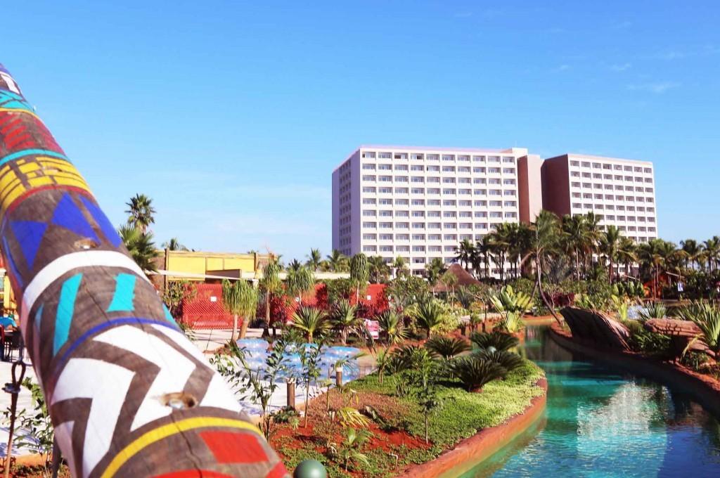 Hot Beach Resort será o primeiro 'pé na areia' de Olímpia