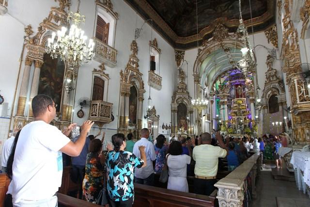 Igreja do Bonfim é um dos pontos que atraem o Turismo Religioso à Bahia (Foto Carol Garcia)