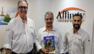 Affinity lança revista sobre o setor de Seguro Viagem