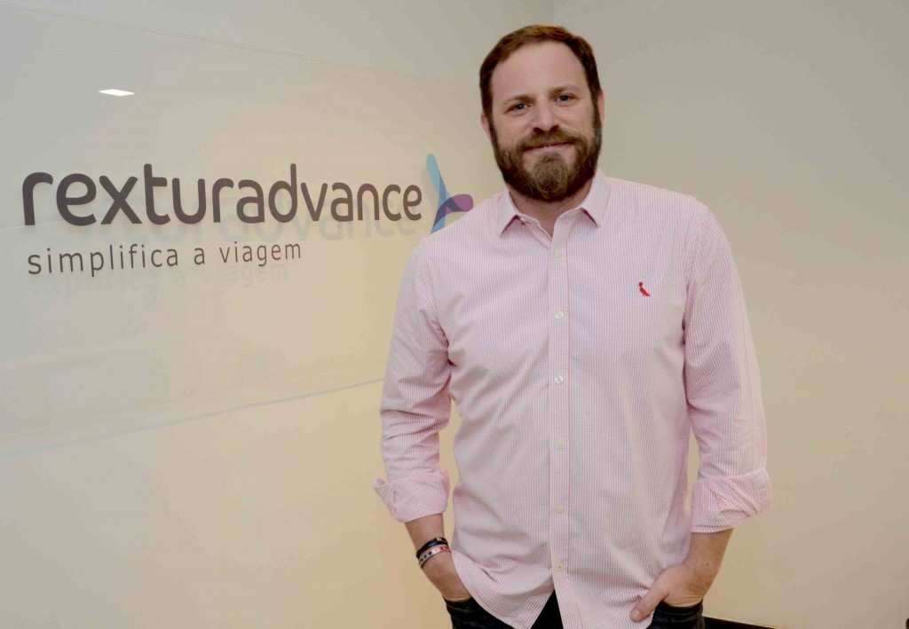 Luciano Guimarães, diretor das Unidades de Negócios B2B da CVC Corp
