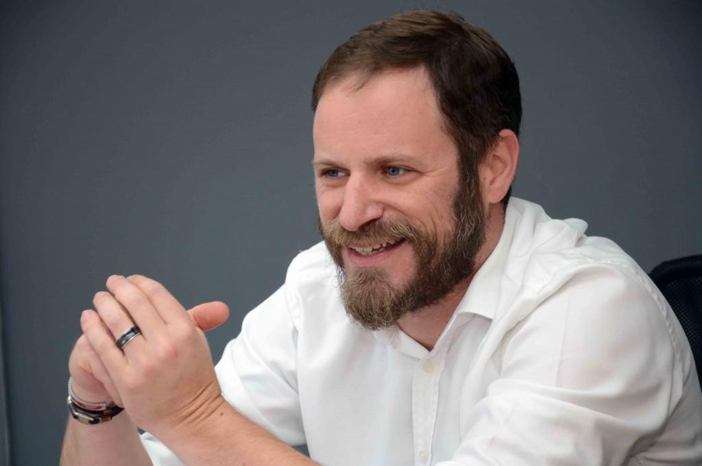 Luciano Guimarães, diretor geral da Unidade B2B da CVC Corp