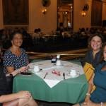 Márcia Batalha, Rosa Soares, Nelma Silva, e Isabel Lucchesi, da Pas de Chat