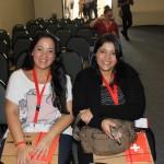 Marcela Souza, da 4U, e Magda Souza, da Tourlines