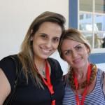 Marcella Martins, da Mappa Turismo e Bia Parra, da Magari Blu