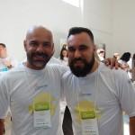 Marcelo Ditlef e Jorge Batista da BWT Operadora