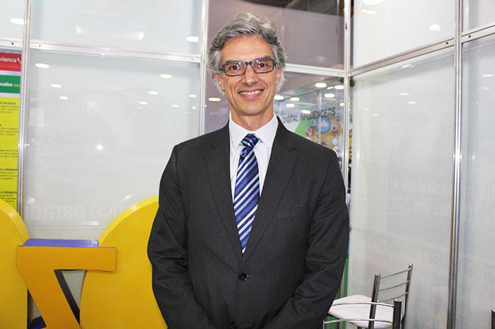 Marco Ferraz, da Clia Brasil