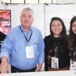 Marcos Velda, Paulo Angeli, Renata Sakamoto e Elaine da Luz, Festival das Cataratas